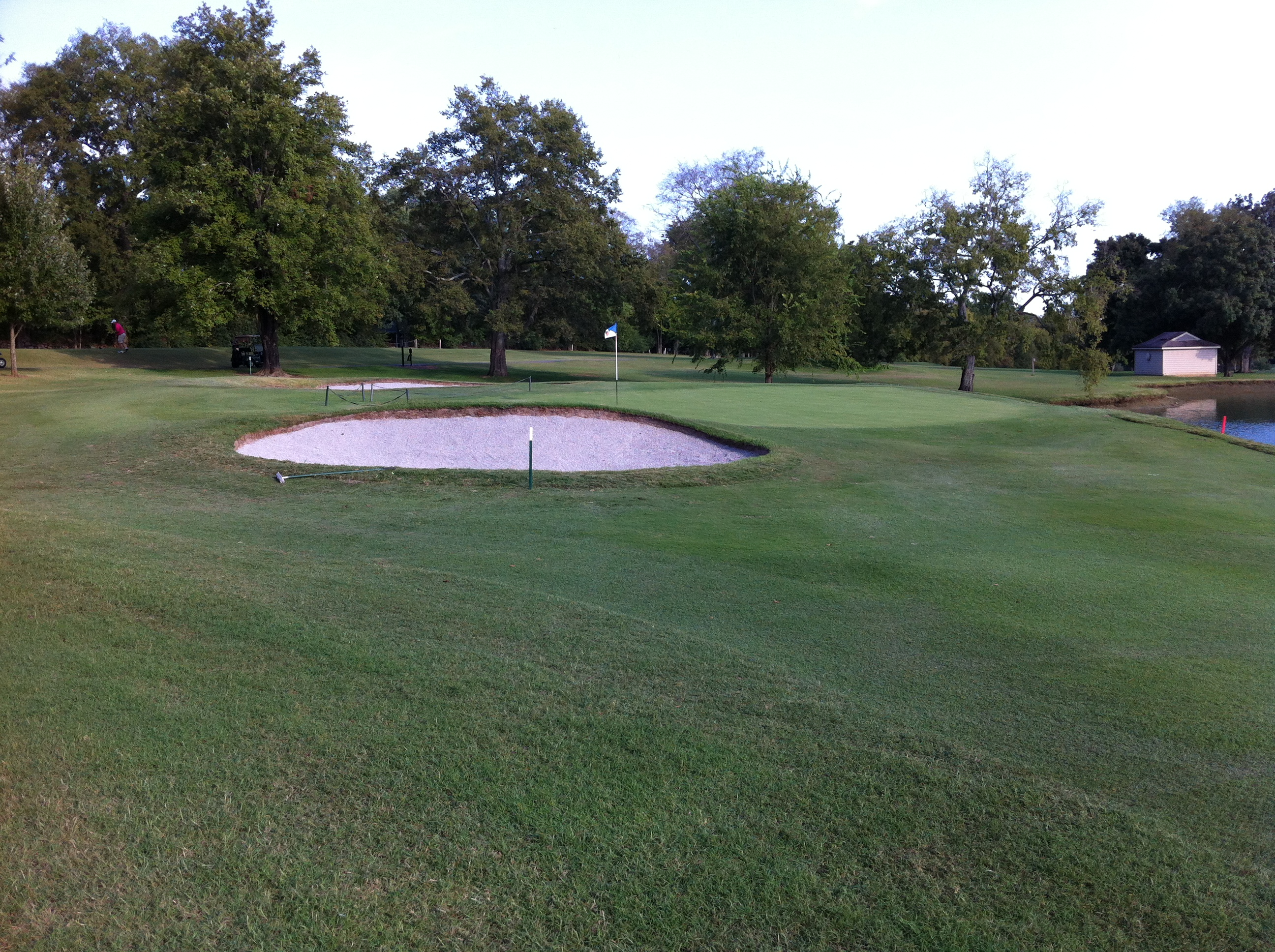 #14 Bunker Completed