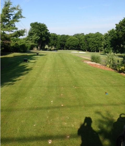#4 Tee Completed
